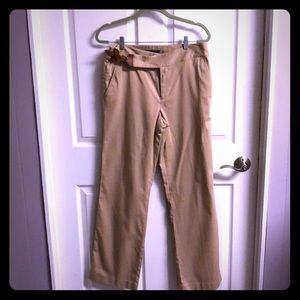 Lauren Ralph Lauren ladies' tan pants size 8